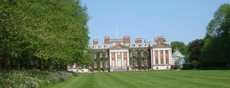 Hursley in the summer